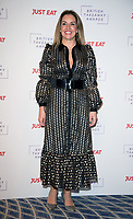 Sarah Willingham at The Fifth Annual British Takeaway Awards at The Savoy Hotel, London, UK <br /> 27/01/20