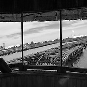From the bridge of Steam Ferry MAJ. GEN. WILLIAM H. HART