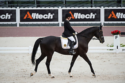 Eveline van Looveren, (BEL), Exelent - Team Competition Grade Ia Para Dressage - Alltech FEI World Equestrian Games™ 2014 - Normandy, France.<br /> © Hippo Foto Team - Jon Stroud <br /> 25/06/14