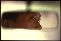 Taxi Driver - Shanghai, China