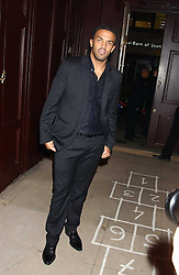 Singer CRAIG DAVID at a launch party for Kraken Opus's new luxury sports books held at Sketch, 9 Conduit Street, London W1 on 22nd February 2006.<br />