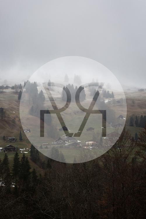 SCHWEIZ - HABKERN - Berglandschaft im Nebel - 02. Januar 2016 © Raphael Hünerfauth - http://huenerfauth.ch