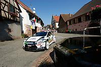 MOTORSPORT - WORLD RALLY CHAMPIONSHIP 2011 - RALLYE DE FRANCE / ALSACE  - STRASBOURG (FRA) - 29/09 TO 02/10/2011 - PHOTO : ALEXANDRE GUILLAUMOT / DPPI - 06 MADS OSTBERG (NOR) / JONAS ANDERSSON (SWE) - FORD FIESTA RS WRC - M-SPORT STOBART FORD WORLD RALLY TEAM - ACTION