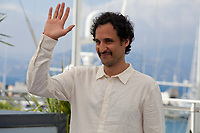 Director Ali Abbasi at the Grans (Border) film photo call at the 71st Cannes Film Festival, Friday 11th May 2018, Cannes, France. Photo credit: Doreen Kennedy