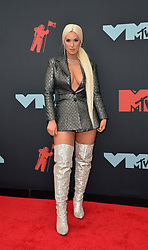 August 26, 2019, New York, New York, United States: Natalie Friedman arriving at the 2019 MTV Video Music Awards at the Prudential Center in Newark, New Jersey  (Credit Image: © Kristin Callahan/Ace Pictures via ZUMA Press)