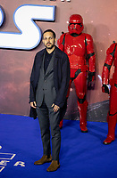 Dynamo  at the  'Star Wars: The Rise of Skywalker' film premiere, London, UK - 18 Dec 2019 photo by at Morley