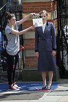 """Photos Jack Ludlam  07979 738 381  must byline<br /> ITV Wartime Drama """" The Halcyon """"  Staring olivia williams,Steven Mackintosh, Matt Ryan, Starts on ITV  1 jan 2017<br />  (credit image©Jack Ludlam)  The Halcyon tells the story of a bustling and glamorous five star hotel at the centre of London society and a world at war. The eight-part drama series.    taken on sunday 9 may 2016"""