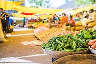 Chaudi Market, Goa, India