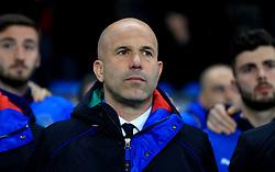 Italy's coach Luigi Di Biagio