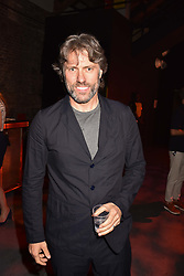 """John Bishop at """"Hoping For Palestine"""" Benefit Concert For Palestinian Refugee Children held at The Roundhouse, Chalk Farm Road, England. 04 June 2018. <br /> Photo by Dominic O'Neill/SilverHub 0203 174 1069/ 07711972644 - Editors@silverhubmedia.com"""