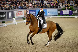 WERTH Isabell (GER), EMILIO 107<br /> Neumünster - VR Classics 2020<br /> FEI Dressage World CupTM <br /> Preis gegeben von Madeleine Winter-Schulze<br /> CDI-W FEI Grand Prix de Dressage<br /> Dressurprüfung Kl. S**** - international -<br /> 15. Februar 2020<br /> © www.sportfotos-lafrentz.de/Stefan Lafrentz