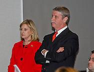 Jim Lettin at the New  Orleans Drug Control stragtey presentation.