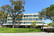 Steinhaus Hall on the Campus at University of California Irvine