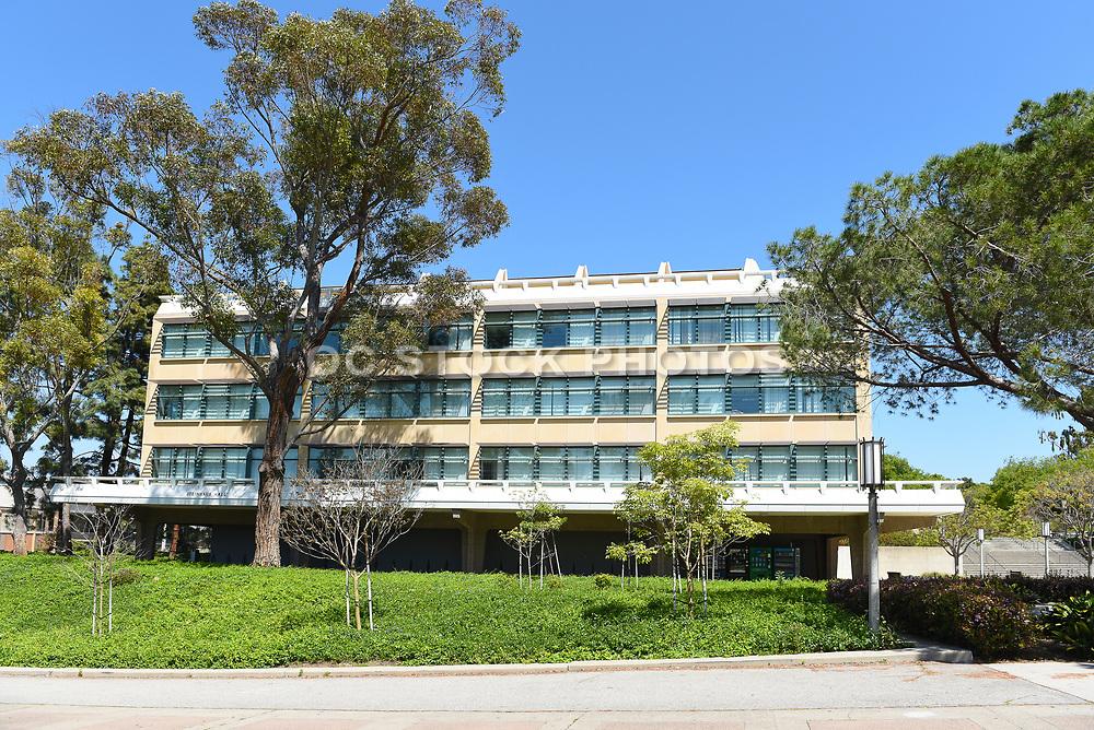 Steinhaus Hall on the Campus at University of California Irvine
