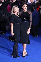 Carol Wright and Jessica Wright, Mary Poppins Returns European Premiere, Royal Albert Hall, Kensington Gore, London, UK, 12 December 2018, Photo by Richard Goldschmidt