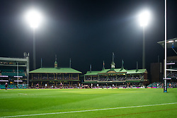 March 9, 2019 - Sydney, NSW, U.S. - SYDNEY, NSW - MARCH 09: A general view at round 4 of Super Rugby between NSW Waratahs and Queensland Reds on March 09, 2019 at The Sydney Cricket Ground, NSW. (Photo by Speed Media/Icon Sportswire) (Credit Image: © Speed Media/Icon SMI via ZUMA Press)