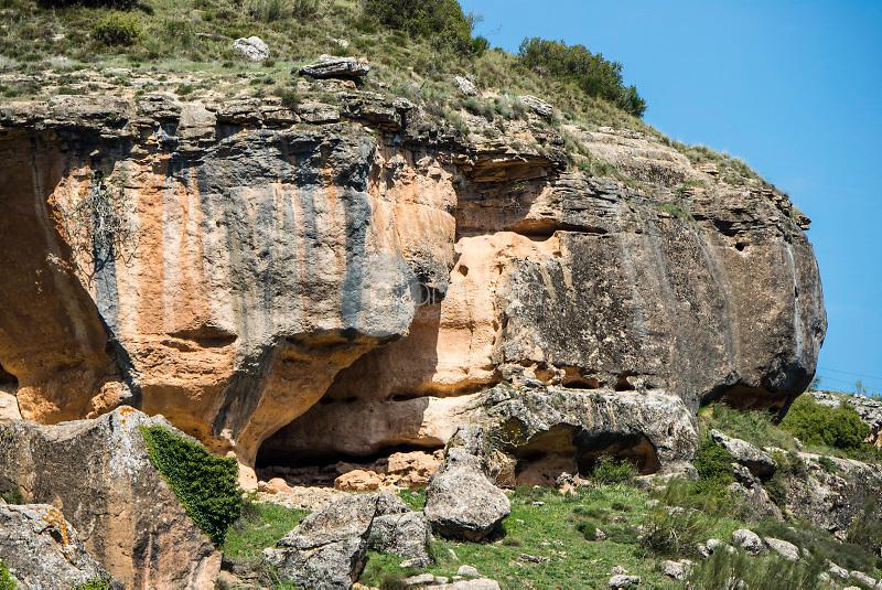 Microrreserva La Molata  y Los Batanes . Sierra de Alcaraz. Alcaraz. Albacete ©ANTONIO REAL HURTADO / PILAR REVILLA