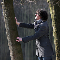 Nederland, Hilversum , 4 maart 2011..Pieter Hilhorst publicist en tv Ombudsman..Foto:Jean-Pierre Jans