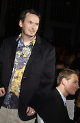 Ian Rankin. GQ Men Of The Year Awards at the Royal Opera House, London. September 6, 2005 in London, England, ONE TIME USE ONLY - DO NOT ARCHIVE  © Copyright Photograph by Dafydd Jones 66 Stockwell Park Rd. London SW9 0DA Tel 020 7733 0108 www.dafjones.com