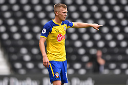 "Southampton's James Ward-Prowse during a pre season friendly match at Pride Park, Derby. PRESS ASSOCIATION Photo. Picture date: Saturday July 21, 2018. Photo credit should read: Anthony Devlin/PA Wire. EDITORIAL USE ONLY No use with unauthorised audio, video, data, fixture lists, club/league logos or ""live"" services. Online in-match use limited to 75 images, no video emulation. No use in betting, games or single club/league/player publications."