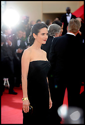 Jennifer Connelly  attends the premiere of 'Madagascar 3: Europe's Most Wanted' during the 65th Cannes Film Festival, Friday May 18, 2012. Photo by Andrew Parsons/i-Images.