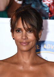 Annie Ilonzeh at the 49th NAACP Image Awards held at the Pasadena Civic Auditorium on January 15, 2018 in Pasadena, CA ©TArroyo/AFF-USA.com. 15 Jan 2018 Pictured: Halle Berry. Photo credit: MEGA TheMegaAgency.com +1 888 505 6342
