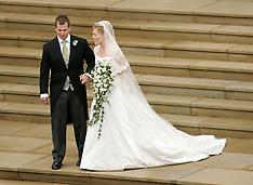 Windsor Royal Weddings - 4 May 2018