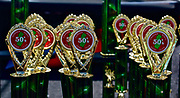 Antique Auto Show, trophies, Millville, NJ, USA
