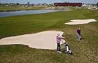 BENTHUIZEN - Golfbaan BENTWOUD. Hole B1 Zuidwoud. COPYRIGHT KOEN SUYK