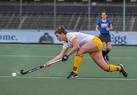 AMSTELVEEN - Rosa Fernig (DenBosch) tijdens de halve finale wedstrijd dames EURO HOCKEY LEAGUE (EHL),  Amsterdam-HC Den Bosch. (1-1) Den Bosch wint shoot outs en plaats zich voor de finale.  COPYRIGHT  KOEN SUYK