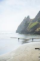Otter Rock, Newport, Oregon.
