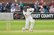 Tom Fell of Worcestershire batting during the Specsavers County Champ Div 1 match between Somerset County Cricket Club and Worcestershire County Cricket Club at the Cooper Associates County Ground, Taunton, United Kingdom on 22 April 2018. Picture by Graham Hunt.