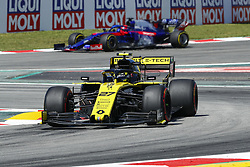 May 10, 2019 - Barcelona, Catalonia, Spain - Nico Hulkenberg, team Renault Sport F1 Team during F1 Grand Prix free practice celebrated at Circuit of Barcelona 10th May 2019 in Barcelona, Spain. (Credit Image: © Mikel Trigueros/NurPhoto via ZUMA Press)