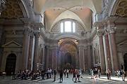 Santa Maria degli Angeli e dei Martiri,<br /> Piazza della Repubblica, Rome, Italy.