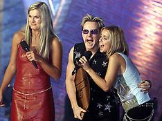 Smash hits award party 2000