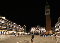 Piazza San Marco Venice Italy  photo by David Court