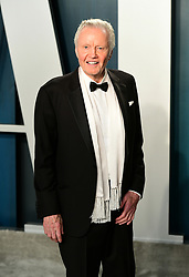 Jon Voight attending the Vanity Fair Oscar Party held at the Wallis Annenberg Center for the Performing Arts in Beverly Hills, Los Angeles, California, USA.