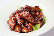 Chicken wings in sweet chilli sauce