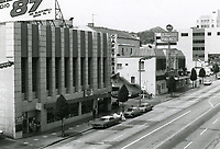 1976 Looking north on Vine St. from Hollywood Blvd.