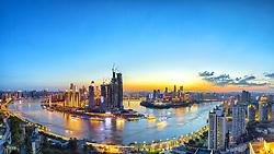 July 27, 2018 - Chongqin, Chongqin, China - Chongqing, CHINA- Summer scenery of southwest China's Chongqing. (Credit Image: © SIPA Asia via ZUMA Wire)
