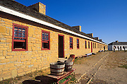 The officers barracks at Fort Snelling, Fort Snelling State Park, Minneapolis, Minnesota