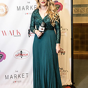 Aysen Djemal Red Carpet host at the SMGlobal Catwalk showcase her latest collection at London Fashion GALA S/S 22  at The Royal Horseguards Hotel and One Whitehall Place on 2019-09-17, Lonfon, UK.