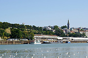Serbia, Belgrade the Danube river