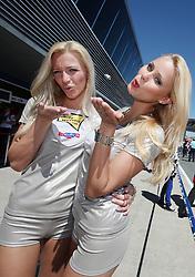 01.05.2010, Motomondiale, Jerez de la Frontera, ESP, MotoGP, Race, im Bild Paddock girls. EXPA Pictures © 2010, PhotoCredit: EXPA/ InsideFoto / SPORTIDA PHOTO AGENCY