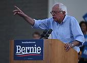 News-Bernie Sanders 2020 Election Rally-Jul 26, 2019