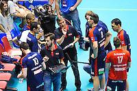Silvano PRANDI - 14.03.2015 - Lyon / Paris - 24e journee Ligue A<br /> Photo : Jean Paul Thomas / Icon Sport