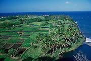 Keanae Peninsula, Hana Coast, Maui, Hawaii, USA<br />