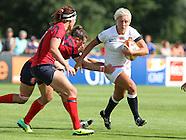 WRWC England v Spain 5th August 2014