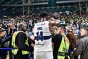 Henry Sims<br /> Germani Basket Brescia - Pompea Fortitudo Bologna<br /> Quarti di finale<br /> LBA Legabasket Serie A Final 8 Coppa Italia 2019-2020<br /> Pesaro, 14/02/2020<br /> Foto L.Canu / Ciamillo-Castoria