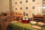 Coffee break set up at Capella Pedregal Hotel and Resort in Cabo San Lucas, Baja California Sur, Mexico
